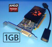 Dell Optiplex 990 9010 9020 5040 7040 Tower 1GB 128-Bit GDDR5 Video Card + HDMI