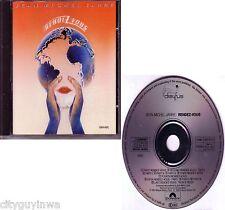 JEAN MICHEL JARRE Rendez-Vous 1986 Dreyfus WEST GERMANY CD Center Silver Spindle