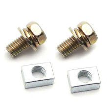 1 Set Car Motorcycle Battery Terminal Nut and Bolt Kit M5x10mm For Honda Suzuki