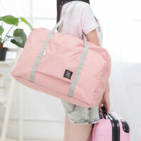 Travel Foldable Large Duffel Bag Luggage Storage Waterproof Pouch Tote Bag Grace