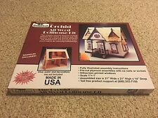 New Greenleaf Corona Orchid Wooden Dollhouse Kit Sealed Wood
