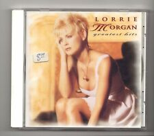 (KA249) Lorrie Morgan, Greatest Hits - 1995 CD