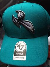 best service cfaf8 449e8 Charlotte Hornets NBA Invert MVP Pop Cap Hat Adjustable Baseball Men s Lid  Teal
