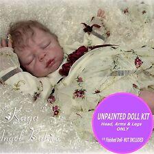 KAYA Kit ~ Reborn Vinyl Kit ~ Reborn doll kit to make your own baby ~ unpainted