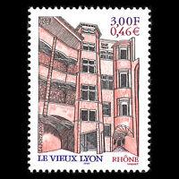 France 2001 - Tourism Architecture - Sc 2825 MNH