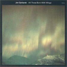 JAN GARBAREK ALL THOSE BORN WITH WINGS CD 1987 ALBUM