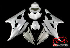 Unpainted ABS Plastic Injection Fairings Bodywork for 2006-2007 Yamaha YZF R6