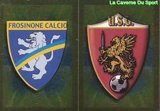 526 scudetto Frosinone calcio us. Grosseto italia sticker calciatori 2011 panini