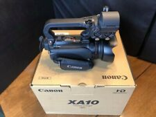 Canon Xa10 Hd Professional Camcorder Professional / Accessories - Excellent Cond