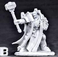 1x CRUSADER ARDENT - BONES REAPER figurine miniature rpg jdr d&d hammer 77553