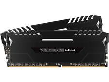 CORSAIR Vengeance LED 16GB (2 x 8GB) 288-Pin DDR4 SDRAM DDR4 3000 (PC4 24000) De