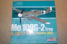 DRAGON WINGS 1:72 ME109G-2 TROP II/JG 77 GABES TUNISIA 1943  50068