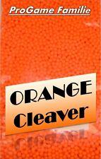 """1kg Softairkugeln """"Orange Cleaver"""" (orange) von Pro Game ca. 8333 St. (0,12 g)"""