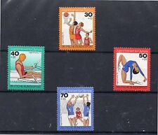 Alemania Federal Deportes Olimpiadas Serie del año 1976 (DH-158)