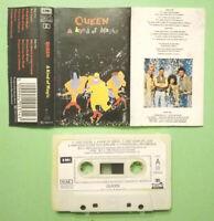 MC Musicassetta QUEEN A Kind Of Magic POP ROCK ITALY 1986 no lp cd vhs dvd 45