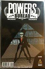Powers Bureau #2 NM- 1st Print Free UK P&P Icon Comics