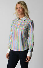 Ralph Lauren Women's Skinny Fit Shirt Size 8 UK - size 4 US Gift For Her NWT