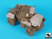 Black Dog 1/48 British 7 Ton Armored Car Mk.IV Accessories WWII (Tamiya) T48065
