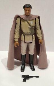 Star Wars vintage POTF Lando General complete 1985 Last 17