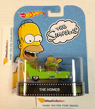 The Simpsons * The Homer * 2014 Retro Hot Wheels  * C19