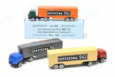 # 1:76 FIAT 690 T2 BISARCA 1955 OFFICINA 942 (ART. 1014) DIECAST MIB #