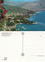 1980's LAKE GARDA ITALY UNUSED COLOUR POSTCARD