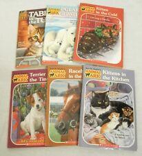 Animal Ark Lot 6 Veterinarian Chapter Books (Baglio) Kitten, Horse, Polar Bear