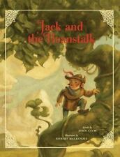 Jack and the Beanstalk (Classic Fairy Tale Collection)  Hardcover Book New