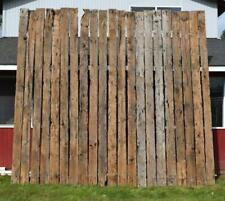 21 French Antique Oak Timbers/Boards/Beams Salvaged from a Bridge