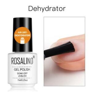 Nail DEHYDRATOR Acid Free Gel Nails Acrylic Increase Adhesion Primer ALL PURPOSE
