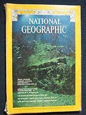 National Geographic May 1976: Truk Lagoon