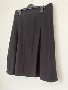 Skirt Black Age 15-16 Years School Skirt