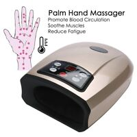 Electric Hand Massager Acupressure Palm Finger Beauty Machine Numb Relief US