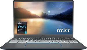 New MSI Prestige EVO 14'' FHD Professional Laptop i7-1185G7 16GB 512GB Iris Xe