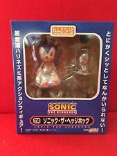 USED Nendoroid Sonic the Hedgehog Figure Good Smile Company F/S Japan
