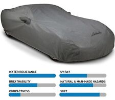 Coverking Mosom Plus Car Cover - Indoor/Outdoor - 5 Layer Ding Protection - Gray