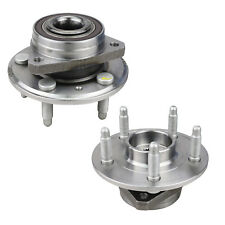 Pair of 2 Wheel Hub Bearing Assembly for Buick Lacrosse Regal Saab Chevy Malibu