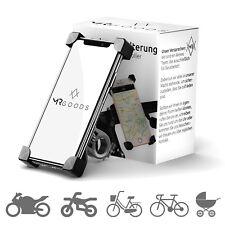 MR Goods®  Smartphone Halterung für Fahrrad Motorrad Kinderwagen Handyhalterung