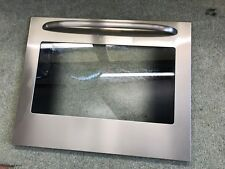 ZANUSSI ELECTRIC OVEN MODEL ZBF865 STAINLESS OUTER DOOR GLASS