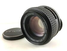Exc+++++ Pentax SMC Takumar 50mm f/1.4 MF Lens M42 Mount From Japan A44