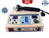 1 Mhz Ultrasound Therapy device or 4 channel electrotherapy device (optional)