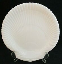 """WEDGWOOD BONE CHINA NAUTILUS COLLECTION GLOSSY 10 1/2"""" DINNER PLATE ENGLAND"""