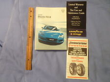 Mazda 2006 RX-8 Owner's Manual