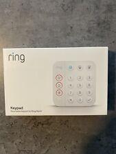 Brand New Ring - Alarm Keypad (2nd Gen) - White