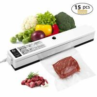 iLmyh Vacuum Sealer- Automatic Food Vacuum Sealing Machine One-Touch Food Saver