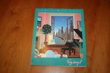 Vintage Spiegel Fashion and Home Collection Christmas 1986 Holiday Catalog GUC