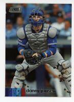 2020 Topps Stadium Club #141 DANNY JANSEN Toronto Blue Jays PHOTO BASEBALL CARD