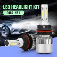 2X COB 9004 HB1 72W 8000LM LED Car Headlight Kit Hi/Lo Beam Power Bulb 6000K HOT