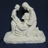 Christian Statue LOVE'S BOND, Timothy P Schmalz, Holy Family - Jesus Mary Joseph