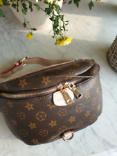 Luxury Designer Fanny Pack Fashion Women Travel Crossbody Waist Chest Bag Belt